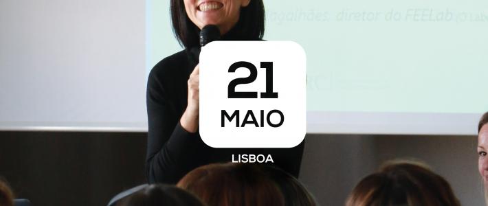 21 de Maio – Atendimento: a Arte de Encantar – Lisboa