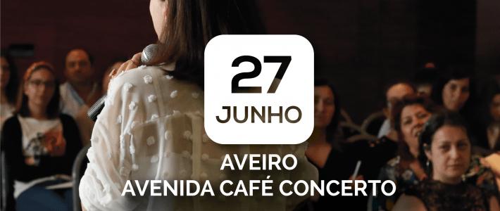 27 de Junho – Atendimento: a Arte de Encantar – Aveiro