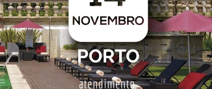 14 novembro – Atendimento: a Arte de Encantar – PORTO